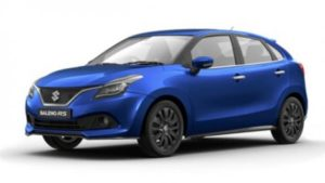 Check for Maruti Suzuki Baleno RS On Road Price in Gurgaon